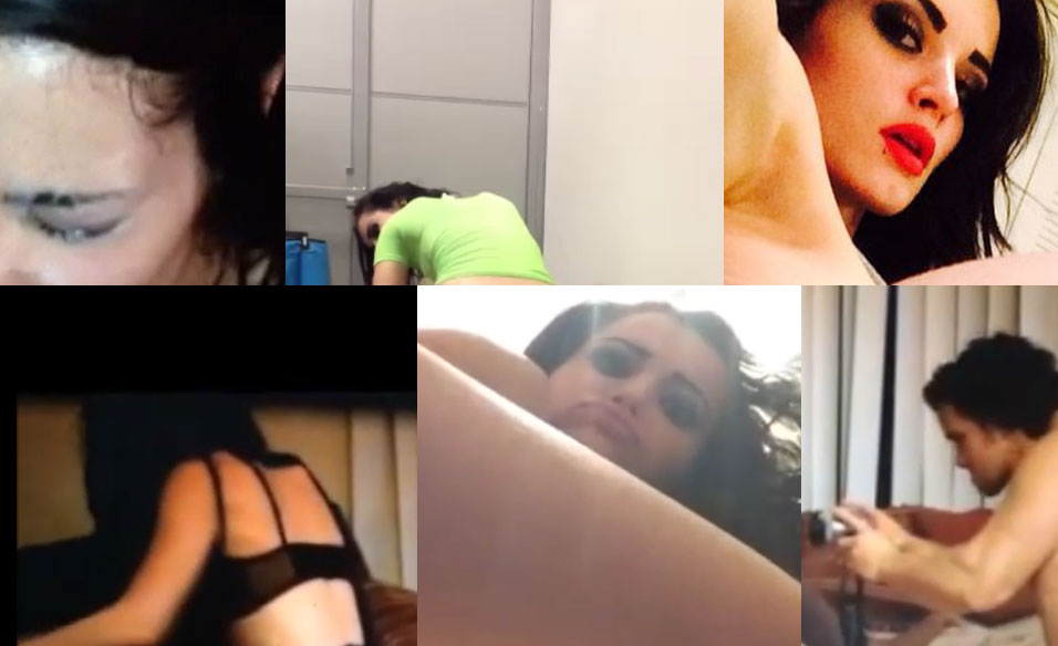 leaked pictures of paige
