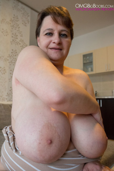 chubby mature with huge tits
