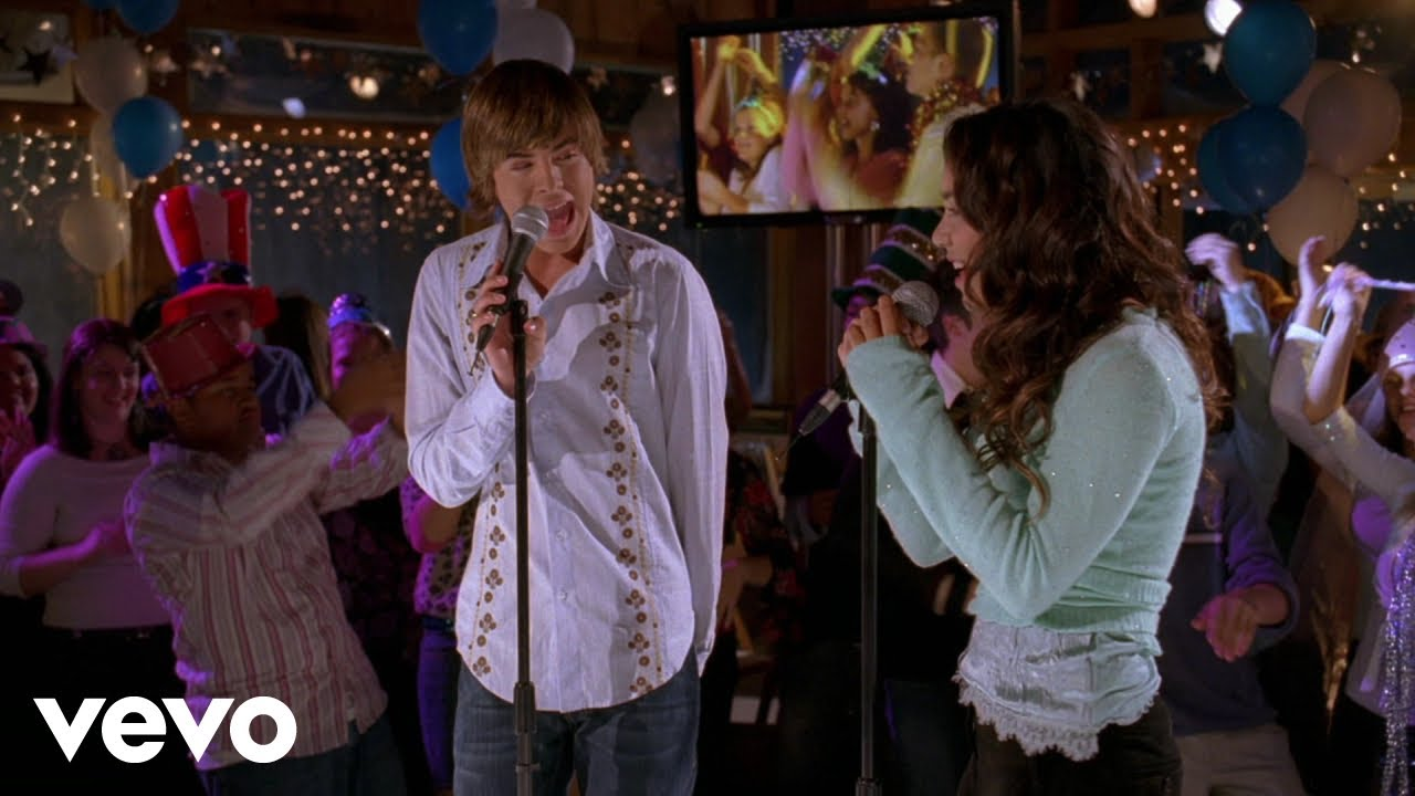 start of something new from high school musical soundtrack version