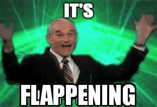 the flappening photos